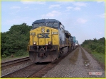 CSX 674  08/18/2005